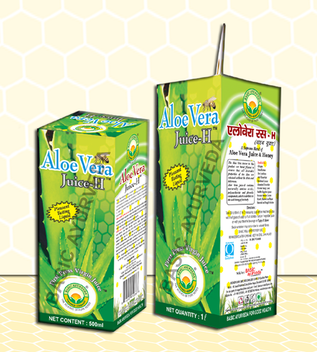 Aloe Vera with Honey