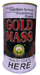 Gold Mass Powder